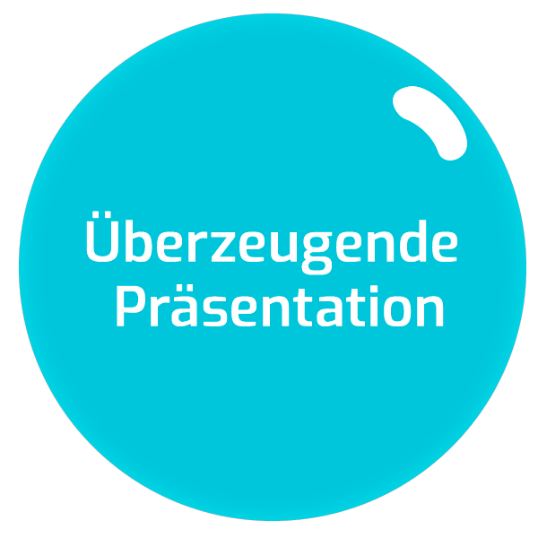 Begeisternde Präsentation im Direktvertrieb